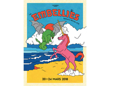 Carte postale #20 de Festival Les Embellies